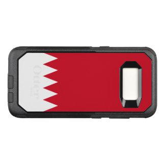 Funda Commuter De OtterBox Para Samsung Galaxy S8 Bandera del caso de Bahrein Samsung OtterBox