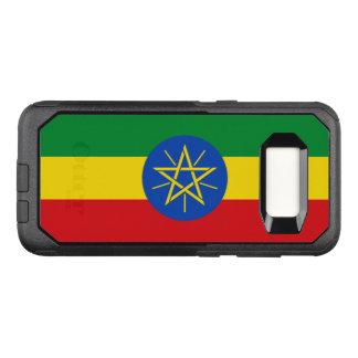 Funda Commuter De OtterBox Para Samsung Galaxy S8 Bandera del caso de Etiopía Samsung OtterBox