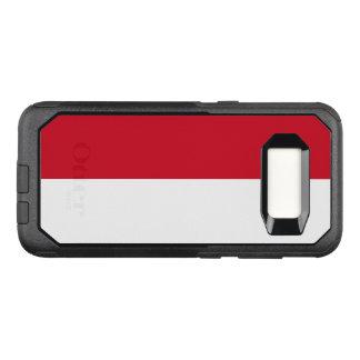 Funda Commuter De OtterBox Para Samsung Galaxy S8 Bandera del caso de Indonesia Samsung OtterBox