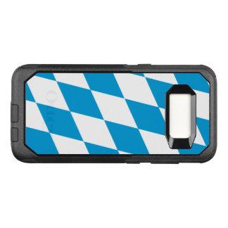 Funda Commuter De OtterBox Para Samsung Galaxy S8 Bandera del caso de Samsung OtterBox de Baviera