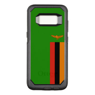 Funda Commuter De OtterBox Para Samsung Galaxy S8 Bandera del caso de Samsung OtterBox de Zambia