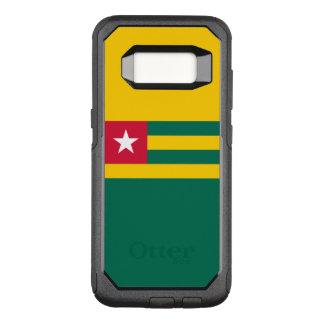Funda Commuter De OtterBox Para Samsung Galaxy S8 Bandera del caso de Togo Samsung OtterBox