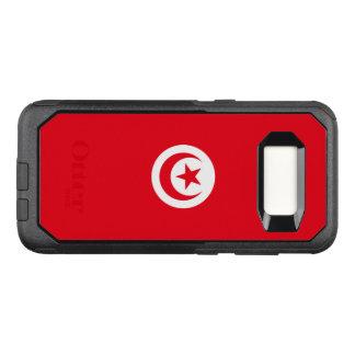 Funda Commuter De OtterBox Para Samsung Galaxy S8 Bandera del caso de Túnez Samsung OtterBox