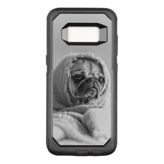 Funda Commuter De OtterBox Para Samsung Galaxy S8 Barro amasado del país viejo