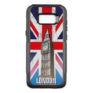 Funda Commuter De OtterBox Para Samsung Galaxy S8+ Big Ben de Londres