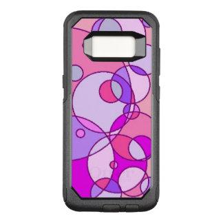 Funda Commuter De OtterBox Para Samsung Galaxy S8 Burbuja rosada Otterbox para Samsung - todos los