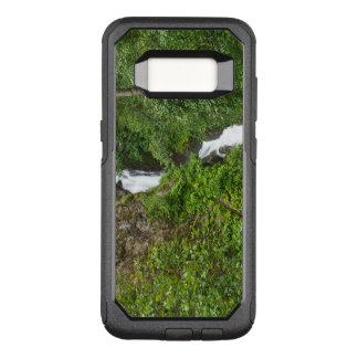 Funda Commuter De OtterBox Para Samsung Galaxy S8 Caídas de Thunderbird Painterly