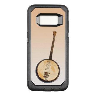 Funda Commuter De OtterBox Para Samsung Galaxy S8 Caja anaranjada de la galaxia S8 del instrumento