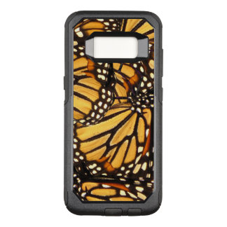 Funda Commuter De OtterBox Para Samsung Galaxy S8 Caja de la galaxia S8 de OtterBox de la mariposa