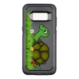 Funda Commuter De OtterBox Para Samsung Galaxy S8 Caja de la galaxia S8 de Samsung del viajero de