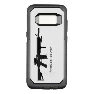 Funda Commuter De OtterBox Para Samsung Galaxy S8 caja de la nutria de la caja del teléfono ar-15