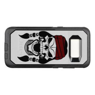 Funda Commuter De OtterBox Para Samsung Galaxy S8 caja del teléfono del cráneo