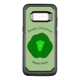 Funda Commuter De OtterBox Para Samsung Galaxy S8 Caja hedionda del teléfono de las coles de
