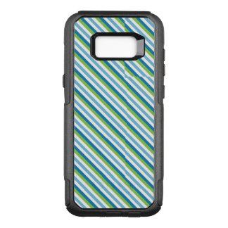 Funda Commuter De OtterBox Para Samsung Galaxy S8+ Cajas azules, amarillas y verdes del teléfono