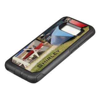 Funda Commuter De OtterBox Para Samsung Galaxy S8 Canoas y kajaks de Shirley Taylor
