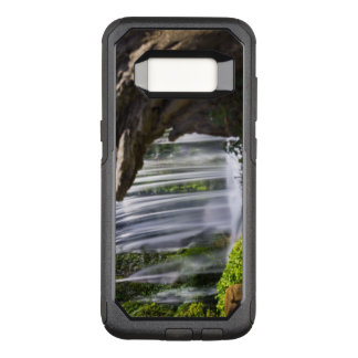 Funda Commuter De OtterBox Para Samsung Galaxy S8 Cascada enfocada