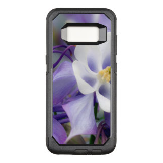 Funda Commuter De OtterBox Para Samsung Galaxy S8 Caso de la célula de la flor de la orquídea