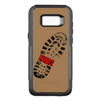 Funda Commuter De OtterBox Para Samsung Galaxy S8+ Caso de la garganta S8 de Red River