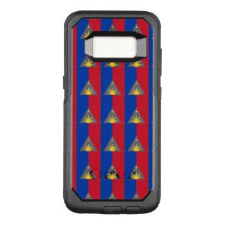 Funda Commuter De OtterBox Para Samsung Galaxy S8 Caso filipino de Otterbox de la bandera