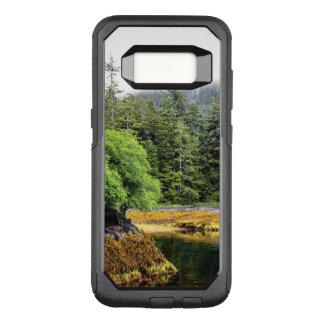 Funda Commuter De OtterBox Para Samsung Galaxy S8 Caso verde de Otterbox de las opiniónes