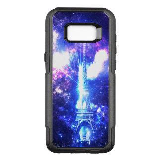 Funda Commuter De OtterBox Para Samsung Galaxy S8+ Cielo parisiense iridiscente