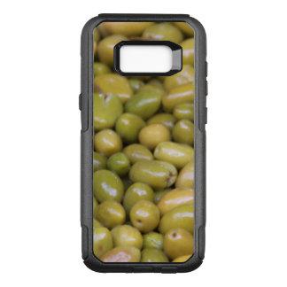 Funda Commuter De OtterBox Para Samsung Galaxy S8+ Ciérrese para arriba de aceitunas verdes