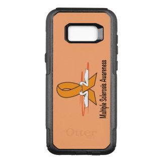 Funda Commuter De OtterBox Para Samsung Galaxy S8+ Cisnes de la esclerosis múltiple de la esperanza