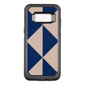 Funda Commuter De OtterBox Para Samsung Galaxy S8 Color de fondo cambiable de los azules marinos de