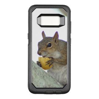 Funda Commuter De OtterBox Para Samsung Galaxy S8 Consumición linda de la ardilla