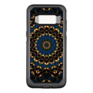 Funda Commuter De OtterBox Para Samsung Galaxy S8 Corrientes de la mandala ligera
