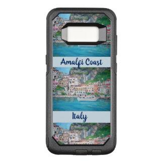 Funda Commuter De OtterBox Para Samsung Galaxy S8 Costa de Amalfi, viajero de la galaxia S8 de