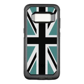Funda Commuter De OtterBox Para Samsung Galaxy S8 Cree su propio Union Jack negro
