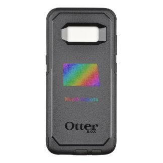 Funda Commuter De OtterBox Para Samsung Galaxy S8 Dakota del Norte