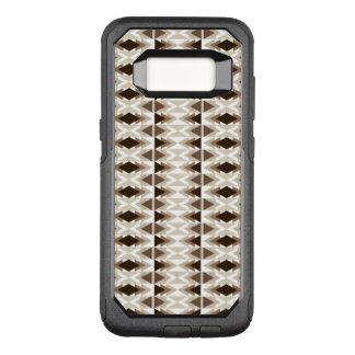 Funda Commuter De OtterBox Para Samsung Galaxy S8 De color topo beige de los marrones neutrales