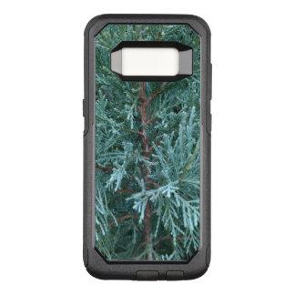 Funda Commuter De OtterBox Para Samsung Galaxy S8 ¡Del árbol de hoja perenne cierre para arriba y
