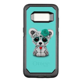 Funda Commuter De OtterBox Para Samsung Galaxy S8 Día azul del oso polar del bebé muerto