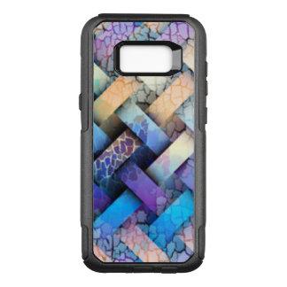 Funda Commuter De OtterBox Para Samsung Galaxy S8+ Diseño coloreado multi de la armadura de cesta