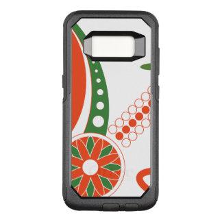 Funda Commuter De OtterBox Para Samsung Galaxy S8 Diseño intrépido del caso de la nutria del modelo