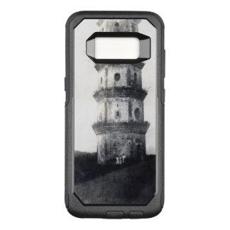 Funda Commuter De OtterBox Para Samsung Galaxy S8 Edificio asiático histórico de la torre