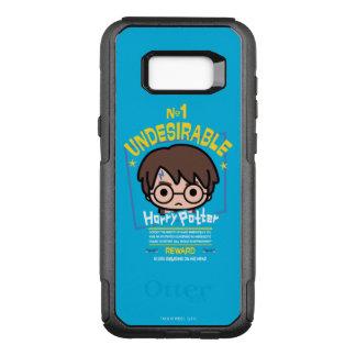 Funda Commuter De OtterBox Para Samsung Galaxy S8+ El dibujo animado Harry Potter quiso el gráfico