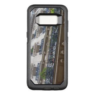 Funda Commuter De OtterBox Para Samsung Galaxy S8 El mirar para arriba los balcones franceses