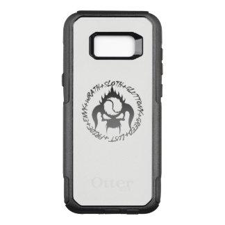 Funda Commuter De OtterBox Para Samsung Galaxy S8+ El Otterbox Defender Samsung de siete pecados