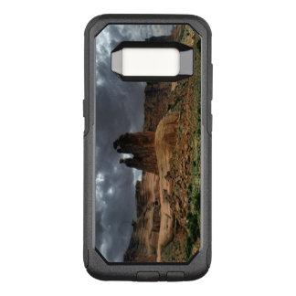 Funda Commuter De OtterBox Para Samsung Galaxy S8 El parque nacional Utah de tres arcos de los