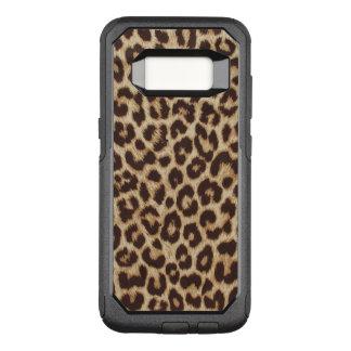 Funda Commuter De OtterBox Para Samsung Galaxy S8 Estampado leopardo