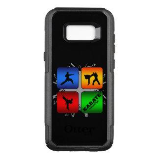 Funda Commuter De OtterBox Para Samsung Galaxy S8+ Estilo urbano del karate asombroso