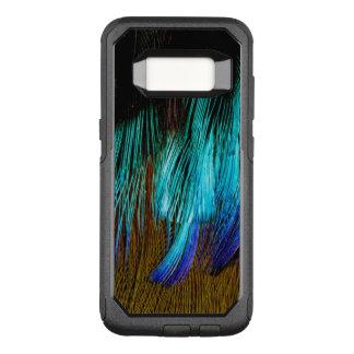 Funda Commuter De OtterBox Para Samsung Galaxy S8 Extracto de la pluma de Motmot