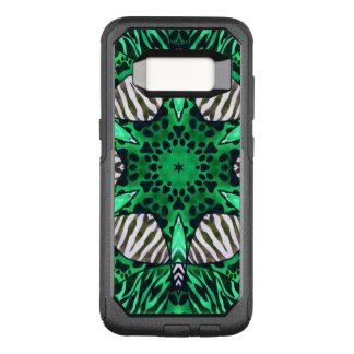 Funda Commuter De OtterBox Para Samsung Galaxy S8 Extracto del animal