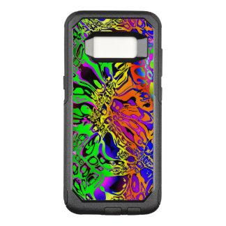 Funda Commuter De OtterBox Para Samsung Galaxy S8 Extracto espectral de las formas