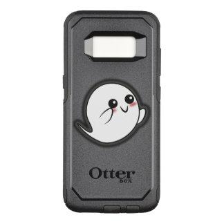 Funda Commuter De OtterBox Para Samsung Galaxy S8 Fantasma fantasmagórico de Kawaii