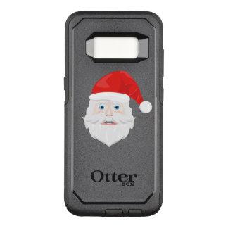 Funda Commuter De OtterBox Para Samsung Galaxy S8 Felices Navidad Papá Noel